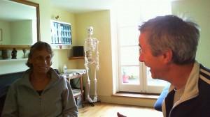 Clapham Osteopath Consultation